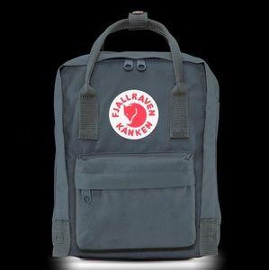 Fjällräven - Kånken Mini Backpack (Graphite)
